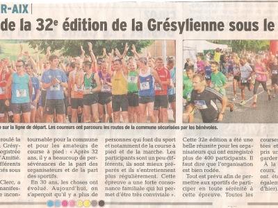 Article 2014 Dauphiné Libéré 2
