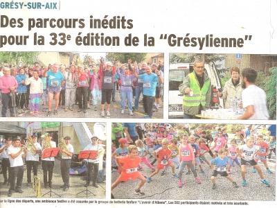 Article 2015 Dauphiné Libéré 2