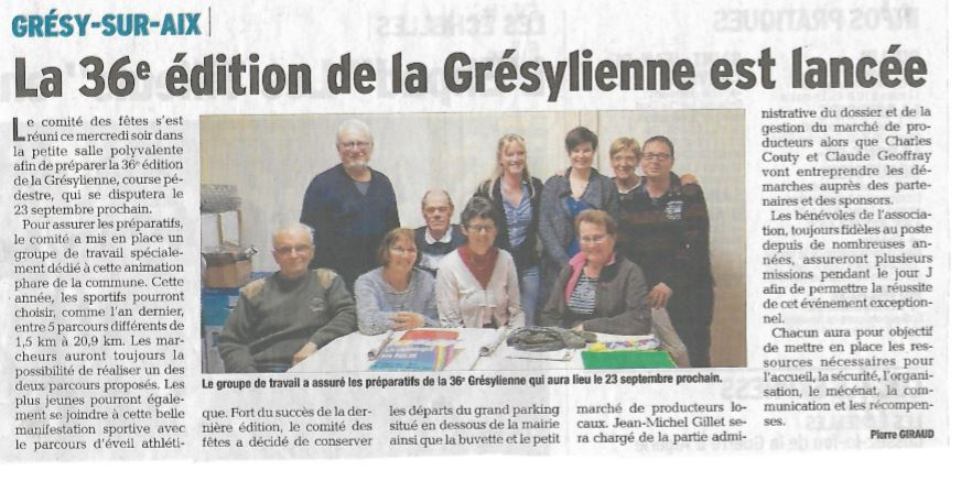 Presse Le Dauphiné Libéré