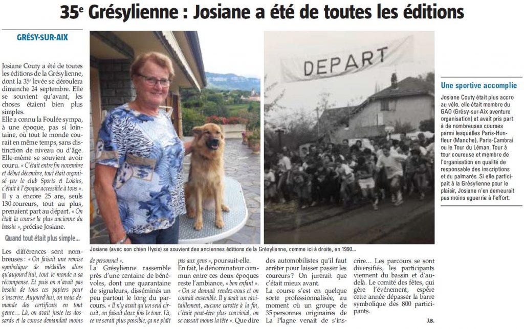 Presse L'Essor Savoyard