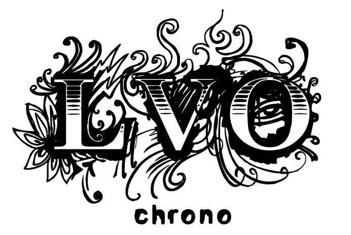 LVO chrono noir