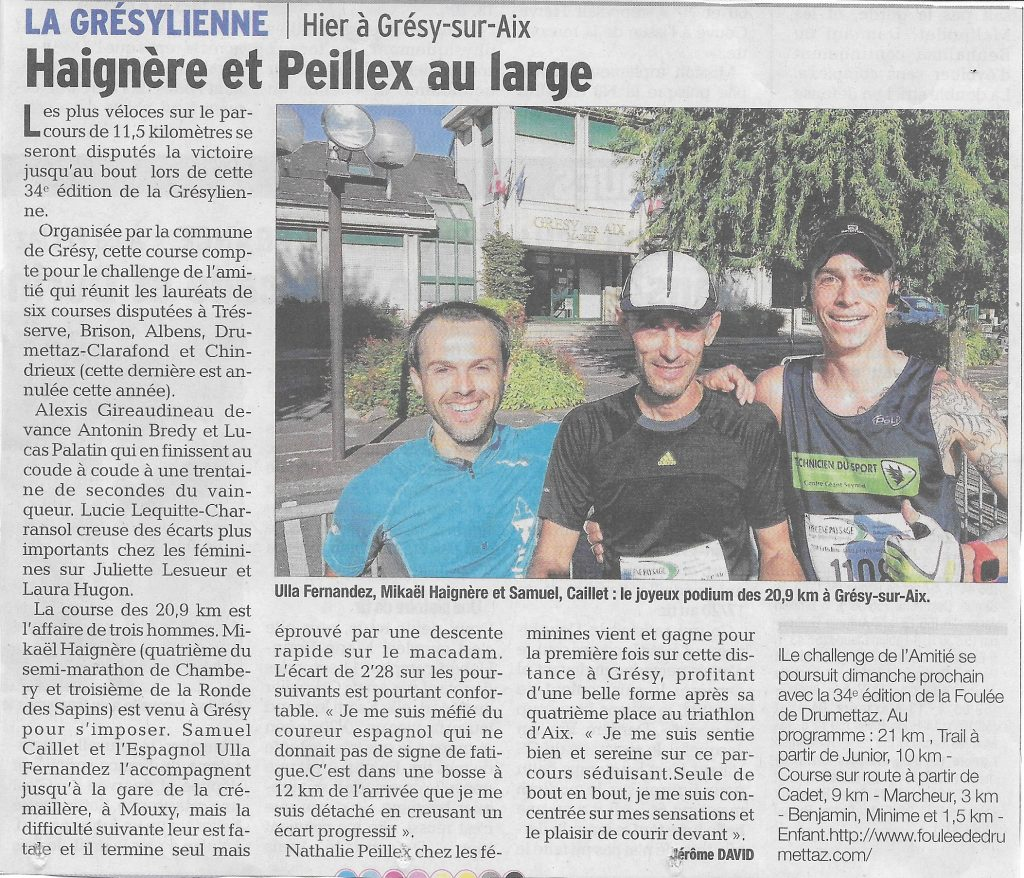 lagresylienne2016_article_dauphine_savoie