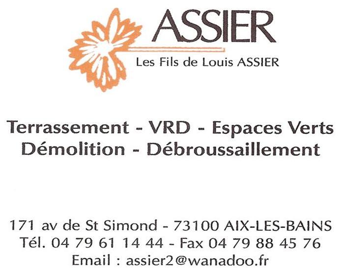Logo Assier