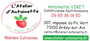 L'ATELIER D'ANTOINETTE