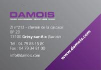 Damois Tôlerie Chaudronnerie