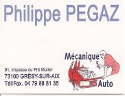 PHILIPPE PEGAZ Mécanique Auto