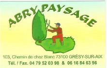 ABRY PAYSAGE