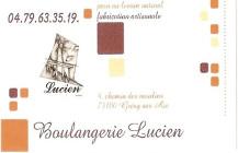 Boulangerie Lucien
