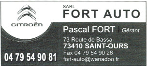FORT AUTO