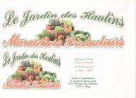 LE JARDIN DES HAUTINS