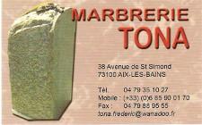 Marbrerie TONA