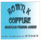 ROM'NK COIFFURE
